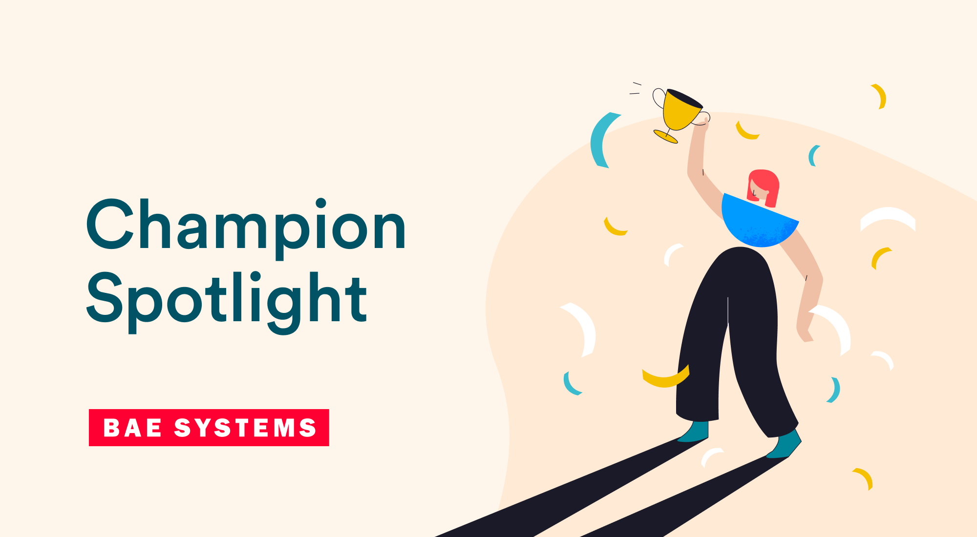 Meet the wellbeing champions at BAE Systems