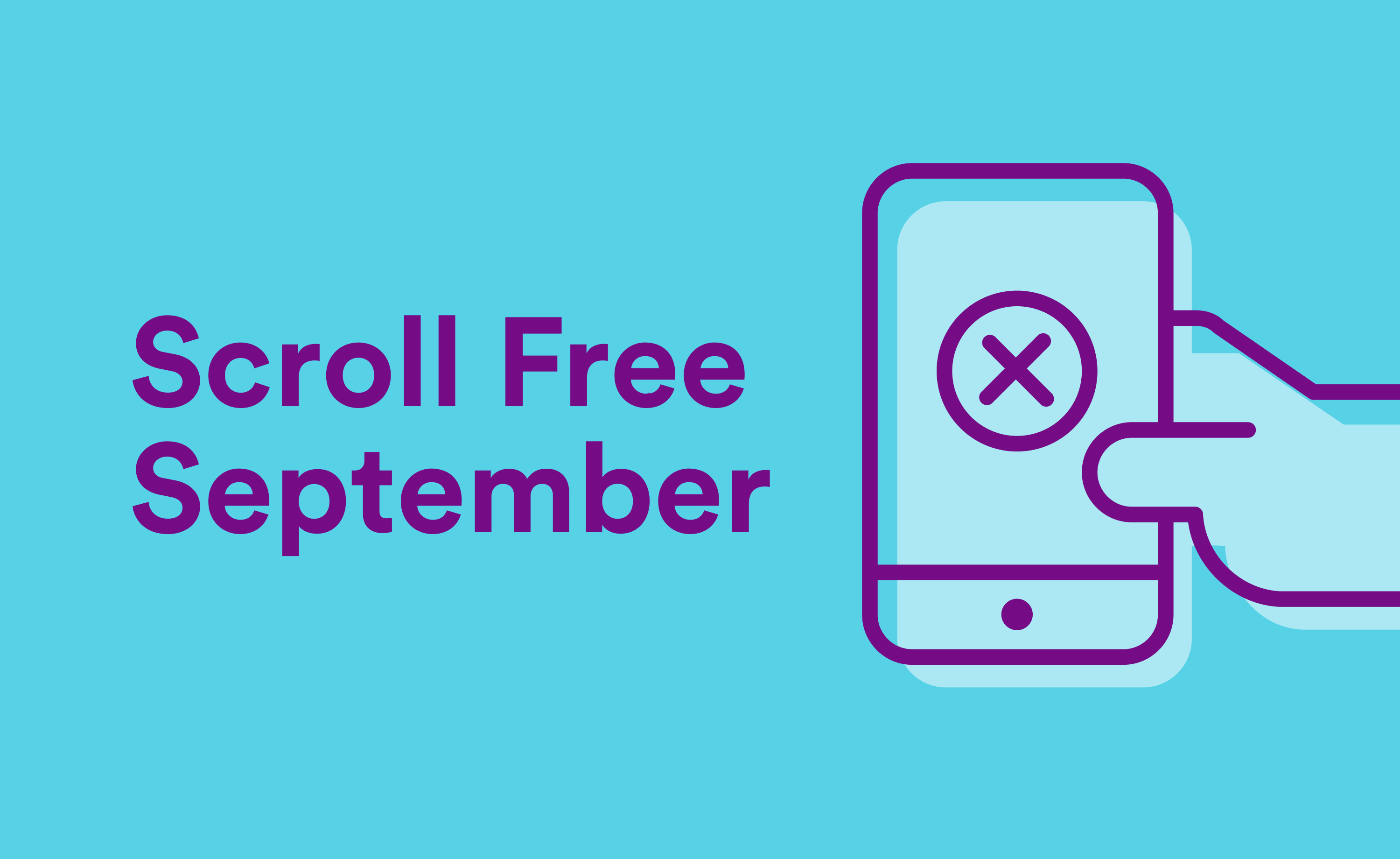 Scroll Free September a